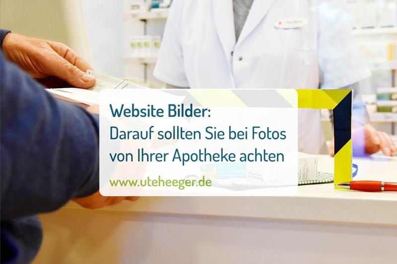 Gute Website Bilder Beispiel Apotheken