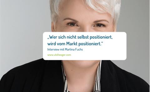 Interview Martina Fuchs Positionierung Apotheken