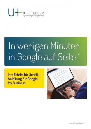 Gratis Download: Google My Business erfolgreich optimieren